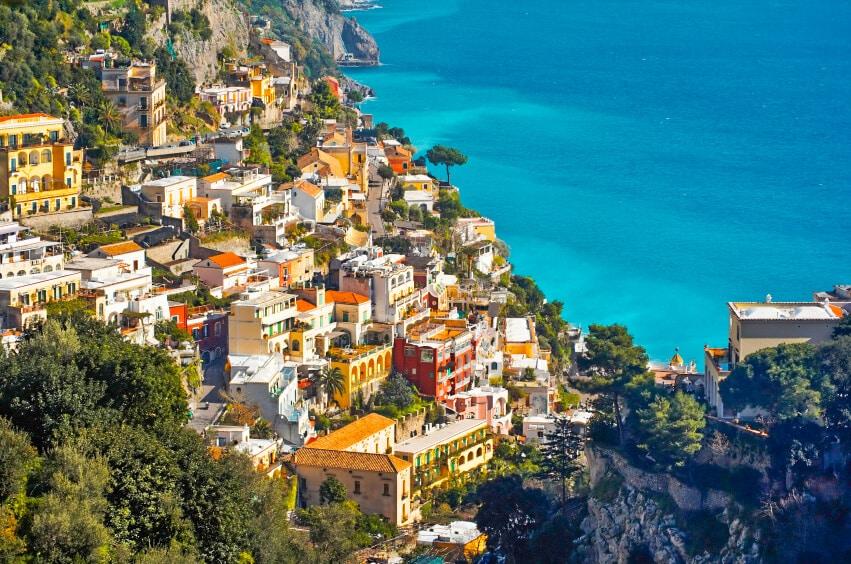 amalfi coast city
