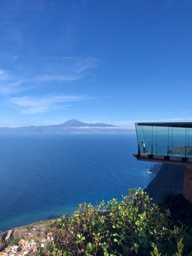 Agulo La Gomera Island