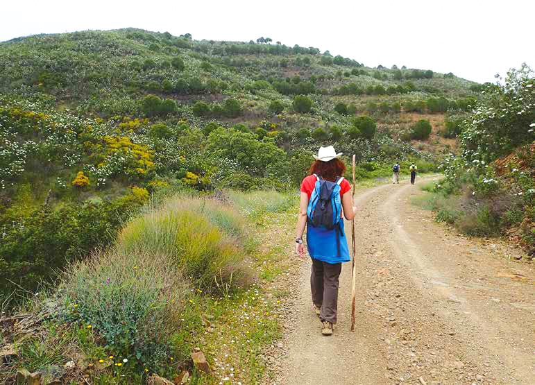 Walking holiday in Portugal - Via Algarviana 1-3