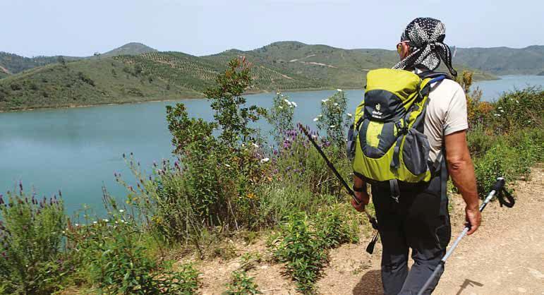 Walking holiday in Portugal - Via Algarviana 2-3