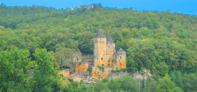 castle in Dordogne