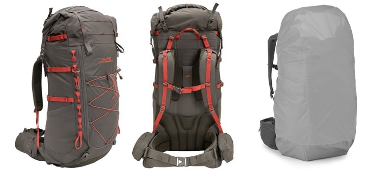 Backpack for Tour de Mont Blanc